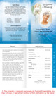 Angelica Letter 4-Sided Graduated Funeral Program Template inside view