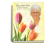 Sunny Perfect Bind Funeral Guest Book Sign-In 8x10 with photo
