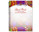 Bonita Spiral Wire Bind Memorial Guest Book