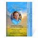 Horizon 8-Sided Graduated Funeral Program Template
