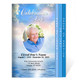 Starlight 8-Sided Graduated Funeral Program Template
