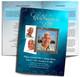 Devotion Large Tabloid Funeral Booklet Template
