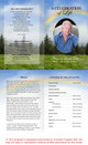 Promise Ready-Made DIY Legal Funeral Booklet Template inside view