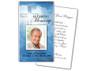 Heaven Prayer Card Template