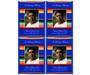 Acapulco Flat Card Template 4up