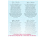 Delight DIY Funeral Card Template | Memorial Card inside