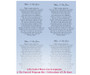 Devout DIY Funeral Card Template inside