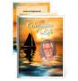 Sailboat Small Folded Memorial Funeral Card Template