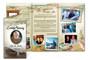 Fishing Legal Funeral Tri Fold Brochure Template