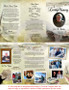 Fishing Legal Funeral Tri Fold Brochure Template inside view