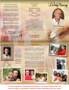 Harmony DIY Funeral Tri Fold Brochure Template inside view