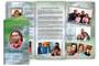 Majestic DIY Funeral Tri Fold Brochure Template
