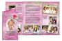 Petals Tri Fold Brochure Template (Legal Size)