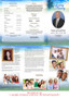 Destiny Large Trifold Funeral Brochures Template inside view