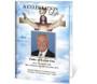 Assurance A4 Program Funeral Order of Service Template