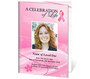 Awareness A4 Program Funeral Order of Service Template