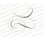 Monogram Letter L