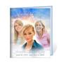 Custom Legal Single Fold Booklet Template | Funeral Template