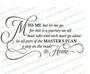 Miss Me But Let Me Go Funeral Poem Word Art