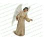 Delilah Angel Vector Funeral Clipart dark skin