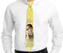 Personalized Sunny In Loving Memory Men's Neck Tie