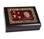 Candlelight Jewel In Loving Memory Memorial Keepsake Box