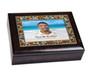 Caribbean Jewel In Loving Memory Music Memorial Keepsake Box