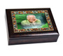 Cascade In Loving Memory Jewel Music Memorial Keepsake Box