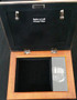 Angel Keepsake & In Loving Memory Memorial Music Box inside empty