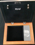 Angelica Keepsake & In Loving Memory Memorial Music Box inside empty