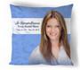 Ambience In Loving Memory Memorial Pillows