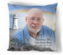 Beacon In Loving Memory Memorial Pillows