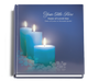 Enlighten funeral guest book
