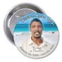 Caribbean In Loving Memory Memorial Button Pins
