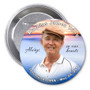 Dusk In Loving Memory Memorial Button Pins