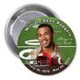 Football In Loving Memory Memorial Button Pins