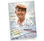Angler In Loving Memory Beveled Glass Memorial Portrait