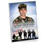 Army In Loving Memory Beveled Glass Memorial Portrait