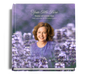 lilac funeral guest book with photo