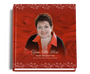 passion funeral guest book with photo