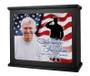 Military Patriotic In Loving Memory Photo Light Box Memorial