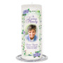 Flourish Memorial Wax Pillar Candles