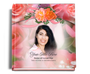 rosy funeral guest book with photo
