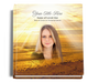 shine funeral guest book with photo