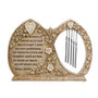 Angel Arms Peaceful Reflections Stand Alone Memorial Garden Chime