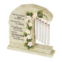 Best Things In Life Stand Alone Memorial Garden Chime