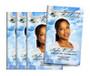 Peaceful Skies Bifold Funeral Program Design & Print (Pack of 25)