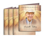 Crossing Small Folded Memorial Card Design & Print (Pack of 25)