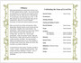 Branches Funeral Program Template inside view