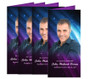 Blue Purple Long Fold Design & Print (Pack of 25)